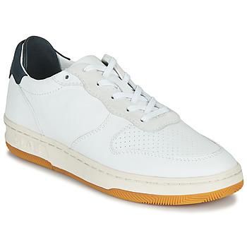 kengät Matalavartiset tennarit Clae MALONE Valkoinen / Sininen