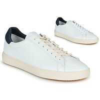 kengät Matalavartiset tennarit Clae BRADLEY White / Blue