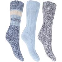 Asusteet / tarvikkeet Naiset Sukat Floso  Blue