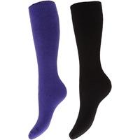 Asusteet / tarvikkeet Naiset Sukat Floso  Purple/Black