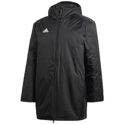 vaatteet Miehet Takit adidas Originals Core 18 Stadium Mustat