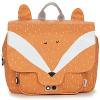 laukut Lapset Koululaukut TRIXIE MISTER FOX Orange