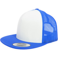 Asusteet / tarvikkeet Lippalakit Yupoong  C.Blue/White/C.Blue