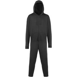 vaatteet Jumpsuits / Haalarit Comfy Co CC001 Black