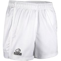 vaatteet Lapset Shortsit / Bermuda-shortsit Rhino RH15B White