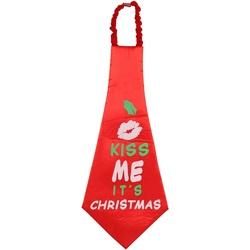 vaatteet Solmiot ja asusteet Christmas Shop CS252 Red
