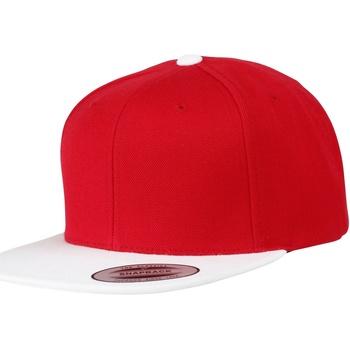 Asusteet / tarvikkeet Lippalakit Yupoong  Red/White