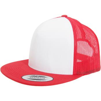 Asusteet / tarvikkeet Lippalakit Yupoong  Red/White/Red