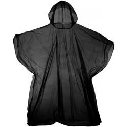 vaatteet Tuulitakit Universal Textiles JB003 Black