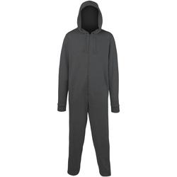 vaatteet Jumpsuits / Haalarit Comfy Co CC001 Charcoal