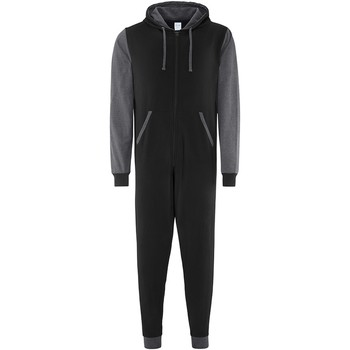vaatteet Jumpsuits / Haalarit Comfy Co CC003 Black Charcoal