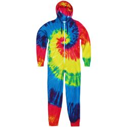 vaatteet Miehet Jumpsuits / Haalarit Colortone TD36M Rainbow
