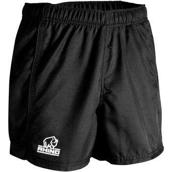 vaatteet Lapset Shortsit / Bermuda-shortsit Rhino RH15B Black