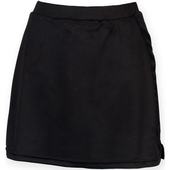 vaatteet Naiset Hame Finden & Hales LV833 Black