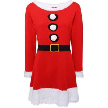 vaatteet Naiset Lyhyt mekko Christmas Shop CS039 Red