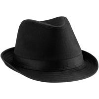 Asusteet / tarvikkeet Hatut Beechfield B630 Black