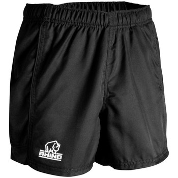 vaatteet Miehet Shortsit / Bermuda-shortsit Rhino RH015 Black