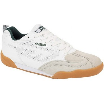 kengät Miehet Matalavartiset tennarit Hi-Tec Squash trainer White