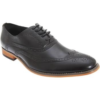 kengät Miehet Derby-kengät Goor  Black