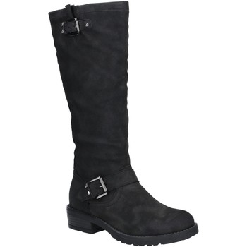 kengät Naiset Saappaat Divaz  Black