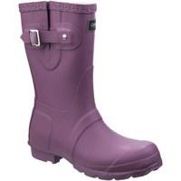 kengät Naiset Kumisaappaat Cotswold  Purple