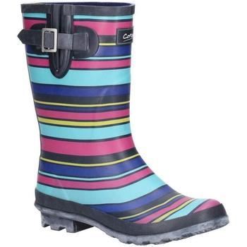 kengät Naiset Kumisaappaat Cotswold  Multicolour/Stripe