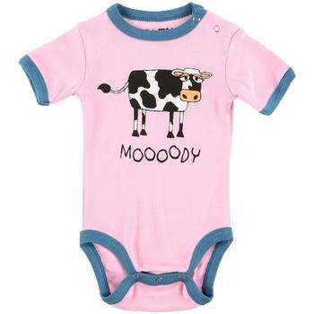 vaatteet Tytöt Jumpsuits / Haalarit Lazyone  Pink
