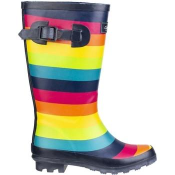 kengät Lapset Kumisaappaat Cotswold  Multicoloured