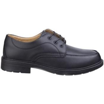 kengät Naiset Derby-kengät Amblers FS65 SAFETY Black