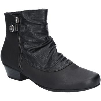 kengät Naiset Nilkkurit Fleet & Foster  Black