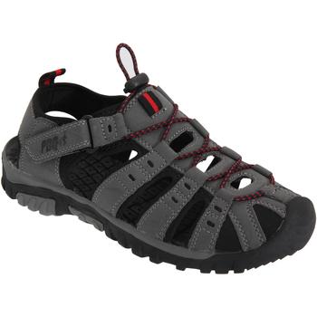 kengät Pojat Urheilusandaalit Pdq  Grey/Red