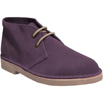 kengät Miehet Bootsit Roamers  Bordeaux