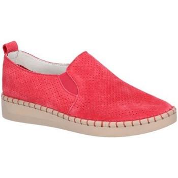 kengät Naiset Tennarit Fleet & Foster  Red