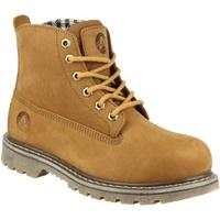 kengät Naiset Bootsit Amblers FS103 Tobacco
