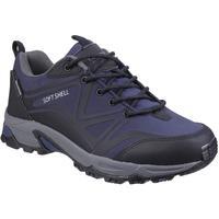 kengät Miehet Vaelluskengät Cotswold  Blue/Black/Grey