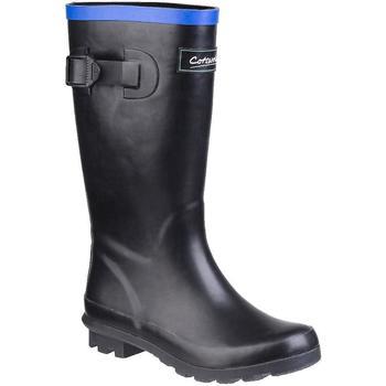 kengät Lapset Kumisaappaat Cotswold  Black/Blue