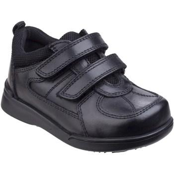 kengät Pojat Matalavartiset tennarit Hush puppies  Black