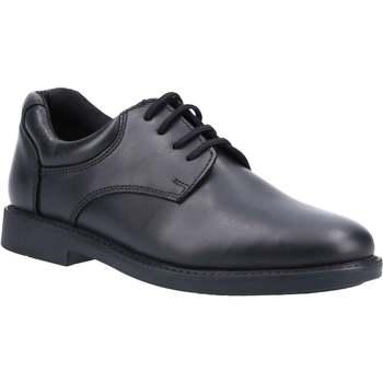 kengät Pojat Derby-kengät Hush puppies  Black