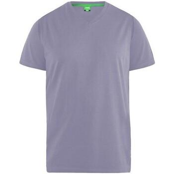 vaatteet Miehet Lyhythihainen t-paita Duke  Pale Grape