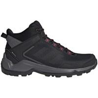 kengät Naiset Vaelluskengät adidas Originals Terrex Eastrail Mid Gtx W Mustat