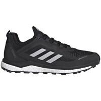 kengät Miehet Juoksukengät / Trail-kengät adidas Originals Terrex Agravic Mustat,Harmaat