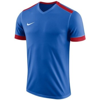 vaatteet Miehet Lyhythihainen t-paita Nike Dry Park Derby II Jersey Vaaleansiniset