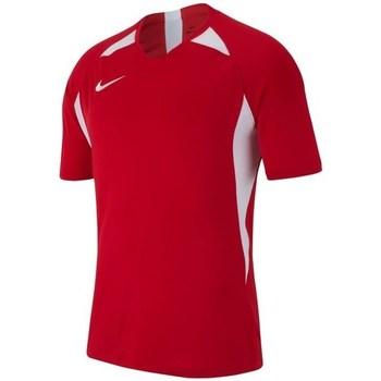 vaatteet Miehet Lyhythihainen t-paita Nike Legend SS Jersey Punainen