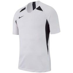 vaatteet Miehet Lyhythihainen t-paita Nike Legend SS Jersey Valkoiset