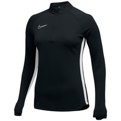 vaatteet Naiset Ulkoilutakki Nike Womens Dry Academy 19 Dril Top Mustat