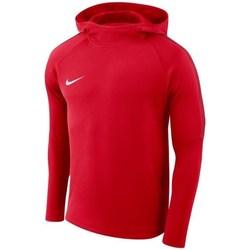 vaatteet Miehet Svetari Nike Dry Academy 18 Hoodie PO Punainen