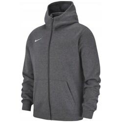 vaatteet Pojat Svetari Nike JR Team Club 19 Grafiitin väriset