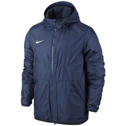 vaatteet Miehet Pusakka Nike Team Fall Jacket Tummansininen