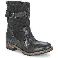 kengät Naiset Bootsit Pataugas DECK Black