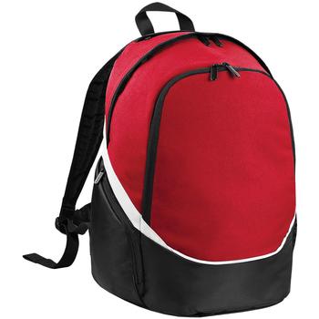 laukut Reput Quadra QS255 Classic Red/Black/White